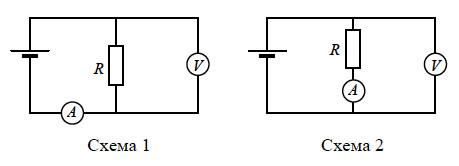 Придумайте схемы соединения гальванического элемента звонка